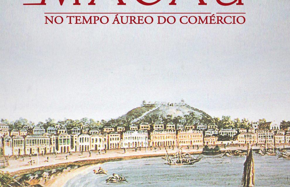 Macau agora em Livro pela Arandis Editora